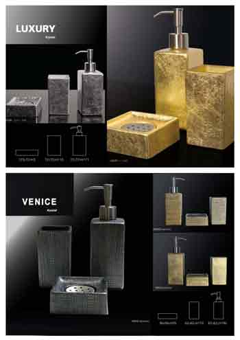 akcesoria Luxury, Venice Glass Design®
